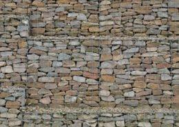 Gabionenstein-granit